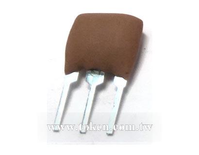 調頻用陶瓷濾波器 Lt10 7 德鍵電子