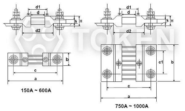 current shunt resistors  fl