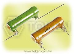 立式水泥电阻_长引线被釉线绕电阻 - 德键电子