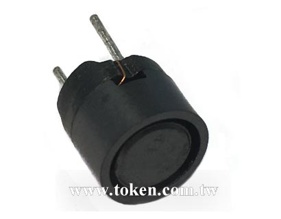 High Current Choke Coil Inductors (TCRS) - Token Components