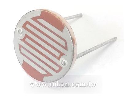 CdS Light-Dependent Photoresistors for Sensor Applications (PGM ...