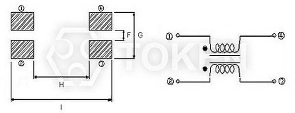 Common Mode Choke Coils for Automotive (TCPWC) - Token ...